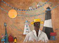 A bord de la Belle Poule, de Savannah à New York, 2012