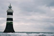 Visite des phares en mer