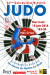 Gala du Dojo Brestois 2016