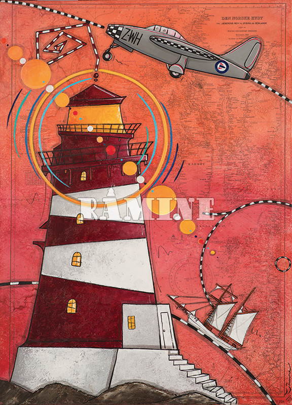 Le phare de Feistein