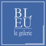 Bleu, la galerie