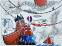 La base d'hydravion de Camaret